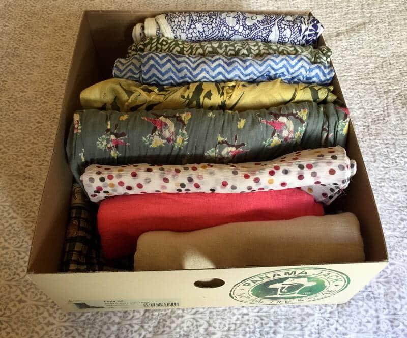 ordenar ropa Marie Kondo