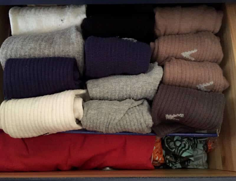 ordenar ropa Marie Kondo, la magia del orden