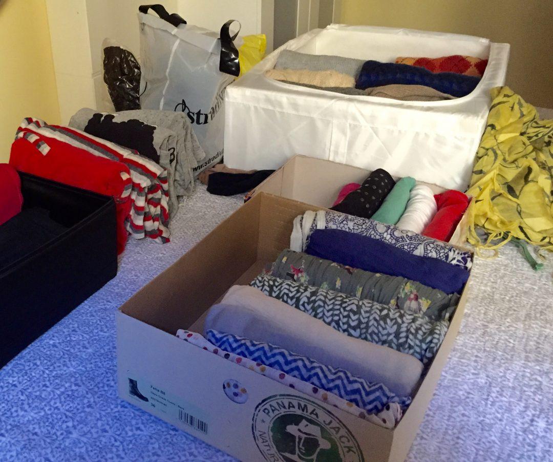 Qu es el m todo konmari ordena tu ropa para siempre - Por fin vas a ordenar tu casa ...