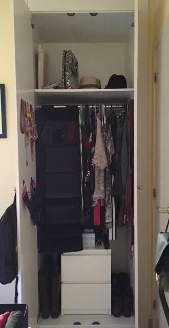La magia del orden ordenar con el m todo marie kondo - Ordenar armarios de ropa ...