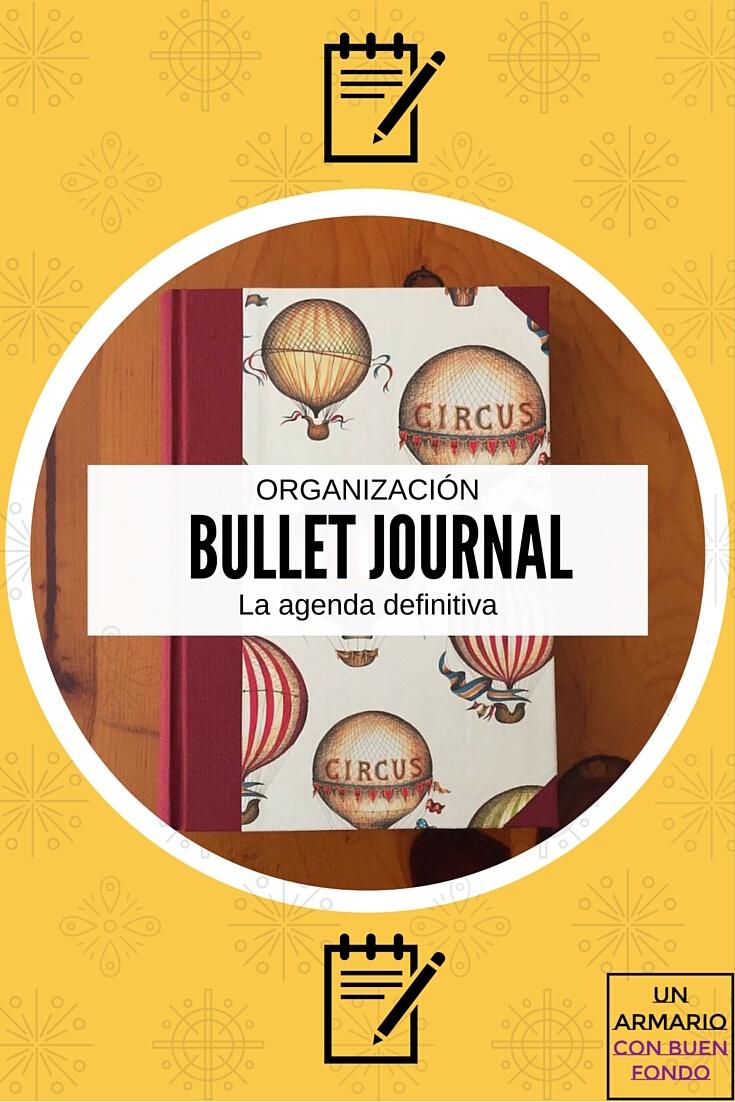 bullet journal español