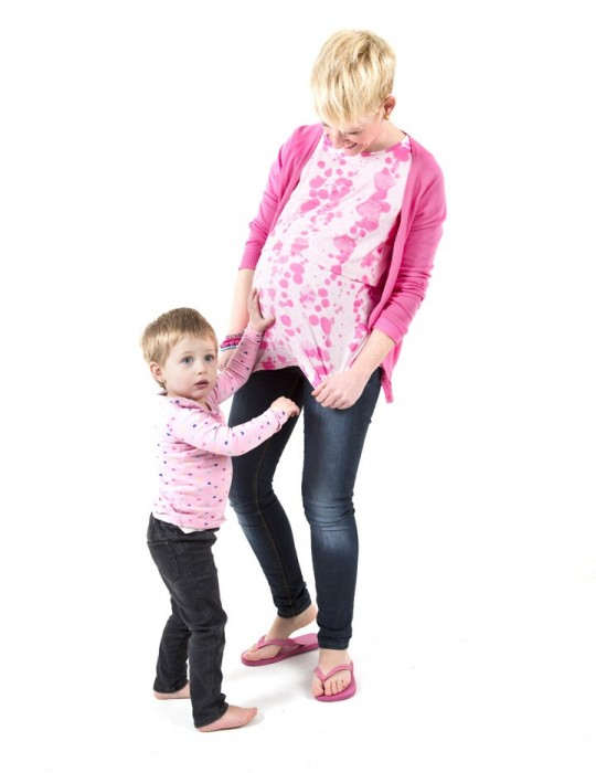 ropa para embarazada ecológica