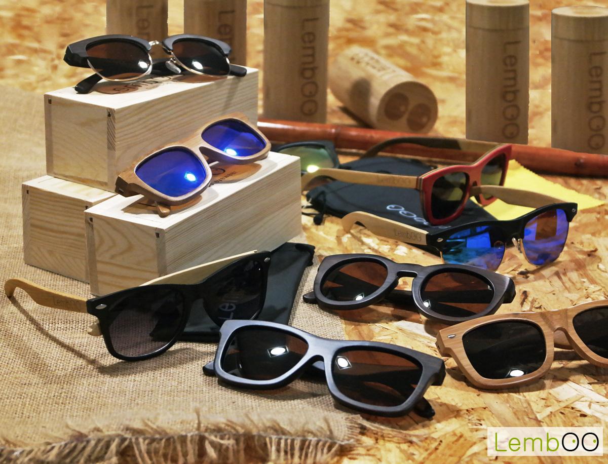 Gafas Verano De Sol LembooBambúMadera Y JlF1TKcu3