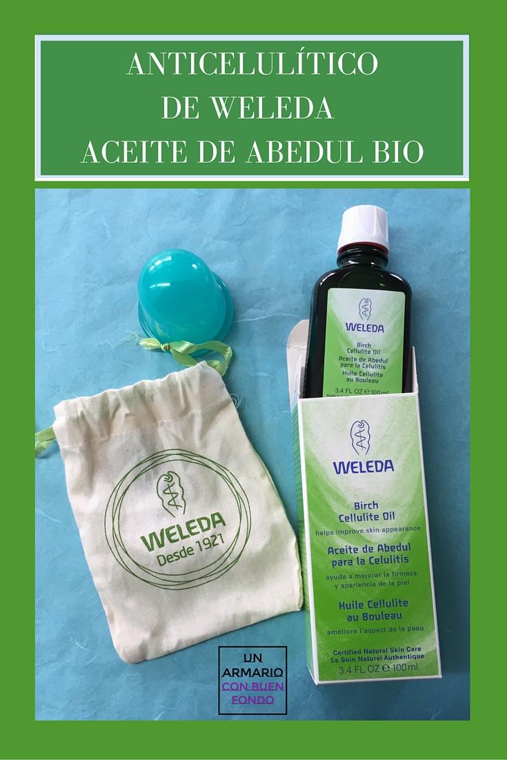 anticelulítico Weleda