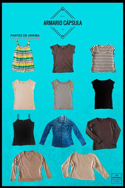armario-capsula-camisetas
