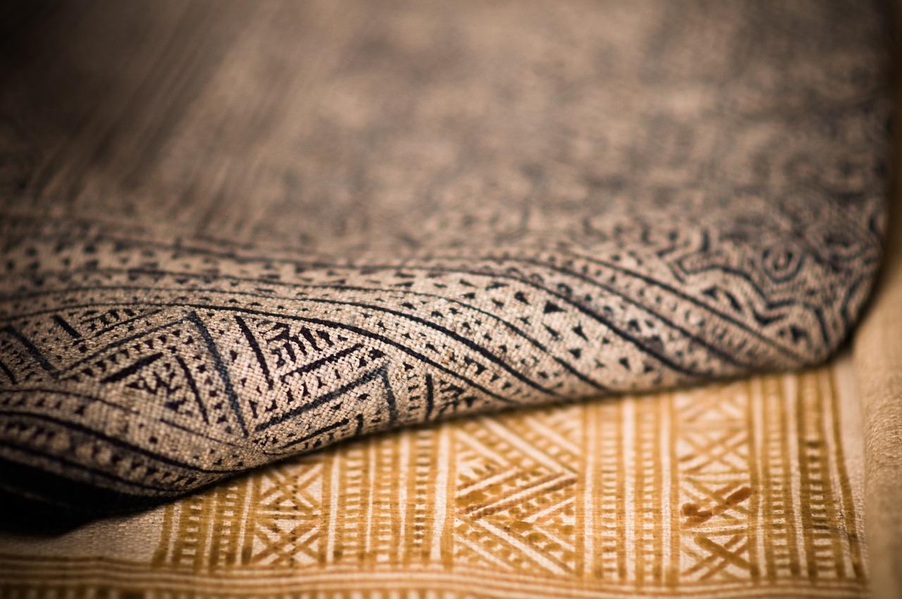 moda sostenible tejidos