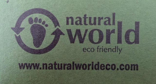 natural world eco logo