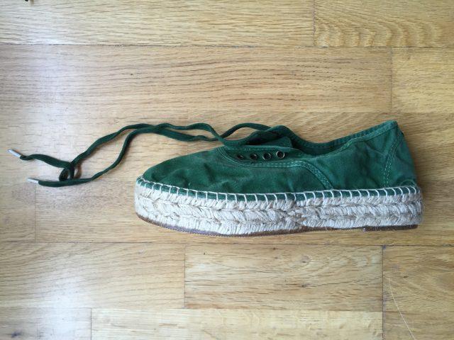 zapatos ecológicos natural world