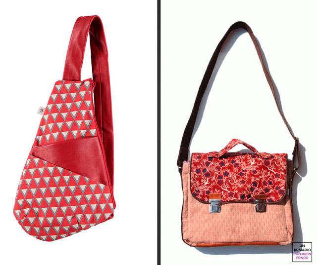 10 marcas de mochilas y bolsos de materiales reciclados - Telas para hacer bolsos ...